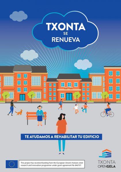 folleto txontagela