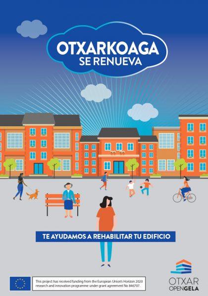 Folleto Otxarkoaga opengela residentes
