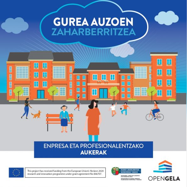 folleto opengela profesionales euskera