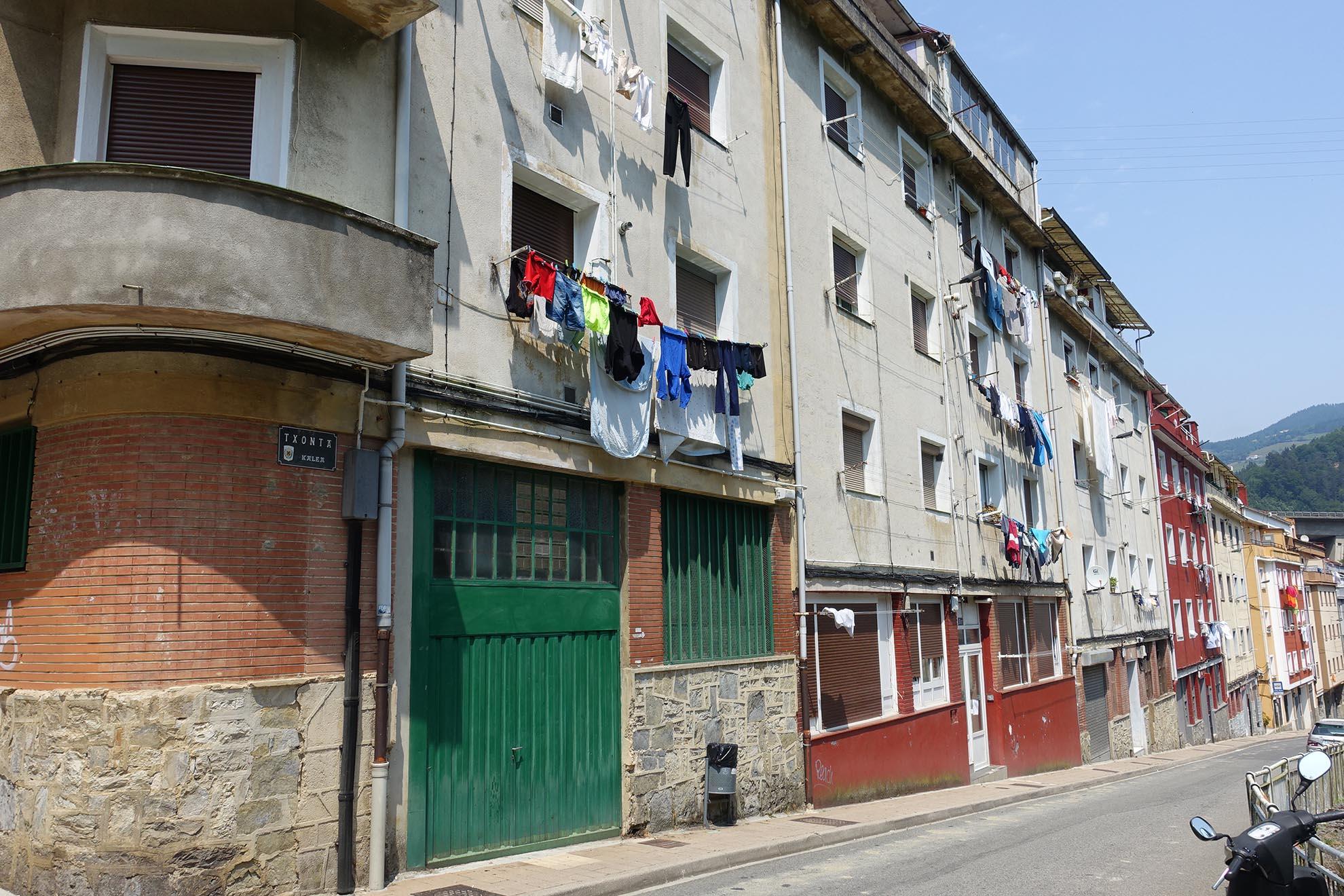 Zona de rehabilitación de Txonta, Eibar
