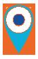 Icono de localización de los casos