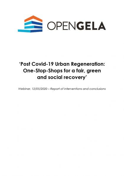 opengela webinar post covid-19