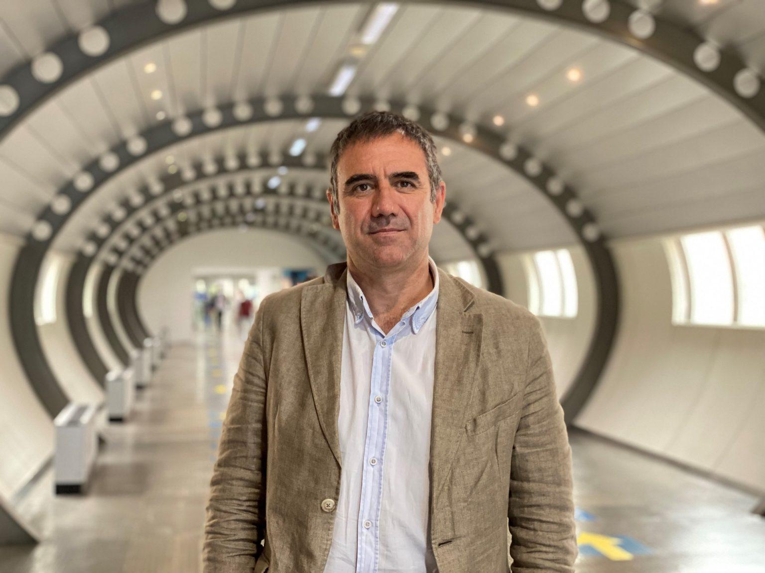 Miguel de los Toyos, viceconsejero de Planificación Territorial y Agenda Urbana del Gobierno Vasco